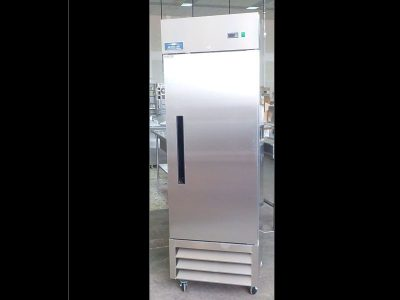 1755 single door cooler