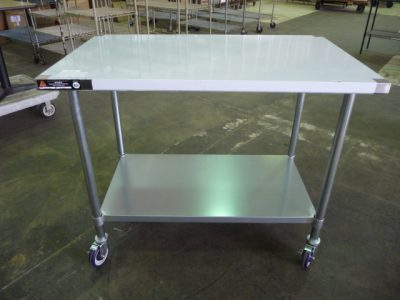 5606 stainless steel work table
