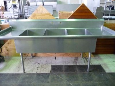 5656 stainless steel sink