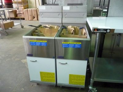 9300 pitco gas fryer