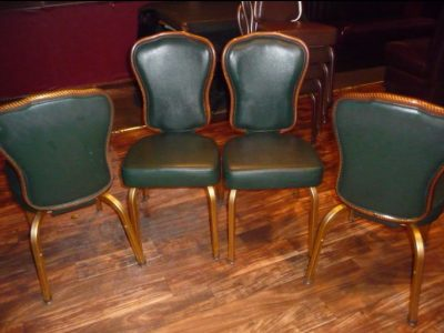 Gasser dining chairs
