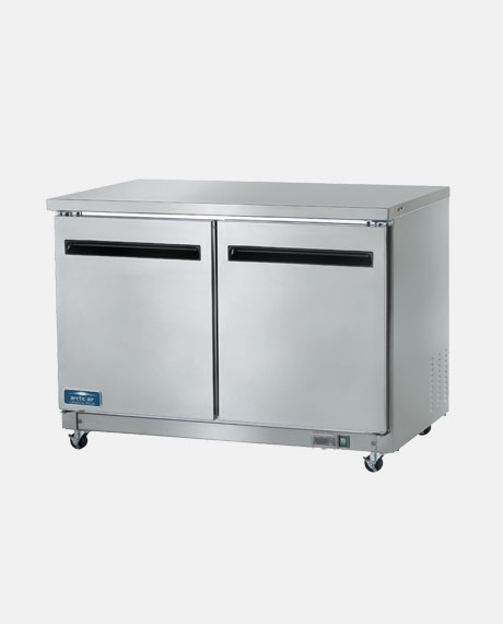 2dr under counter cooler